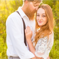 Sadie & Stefan | Bear Paw Mountains Engagement Session